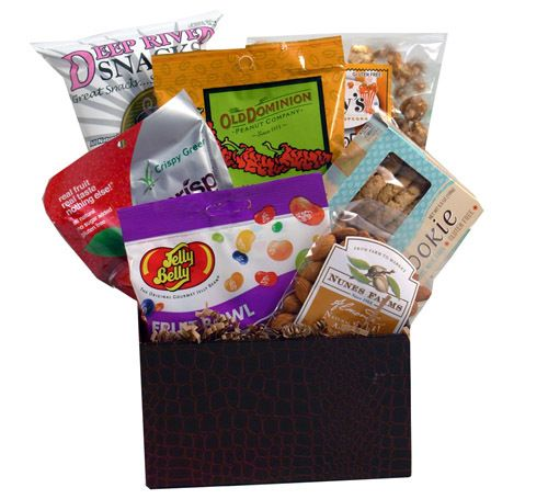 7 best health conscious gift baskets images on pinterest gift gluten free treats gluten free treatsgift basketsgift negle Images