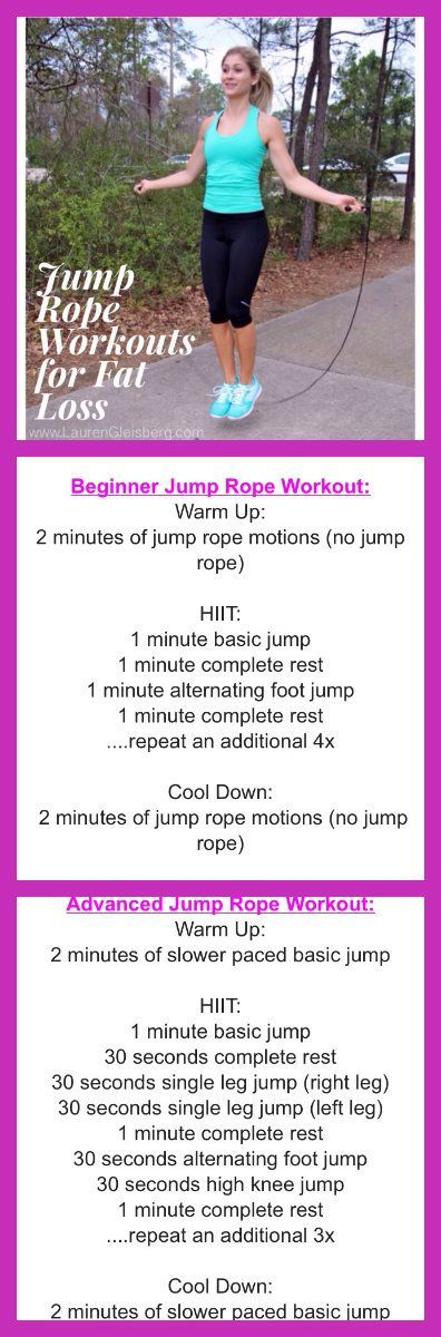 Something I can do at home, I have a skipping rope perhaps I should try.