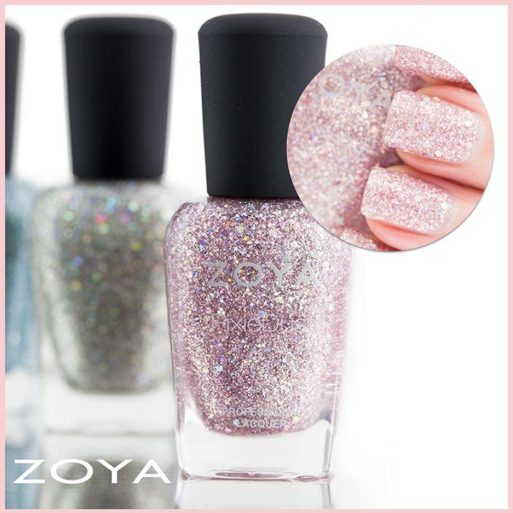 Zoya renklerinin ve ışıltısının birleşimi ile tırnaklarınız, şıklığınızın eşsiz tamamlayıcısı olacak. #zoya #zoyaoje #zoyanail #zoyamagicalpixie #zoyalux #zoyavega #zoyacosmo #zoyaturkiye #moda #fashion #style #nails #nail #nailcolors #women #like #love