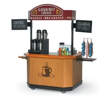 24 best coffee carts and espresso kiosks images on for Coffee cart design