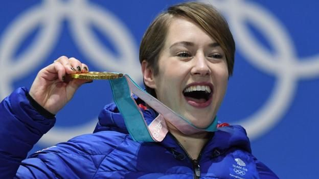 Winter Olympics: Lizzy Yarnold to consider skeleton future after retaining title  ||  Lizzy Yarnold is to consider her future after becoming the first Briton to defend a Winter Olympic title. http://www.bbc.co.uk/sport/winter-olympics/43102728?utm_campaign=crowdfire&utm_content=crowdfire&utm_medium=social&utm_source=pinterest