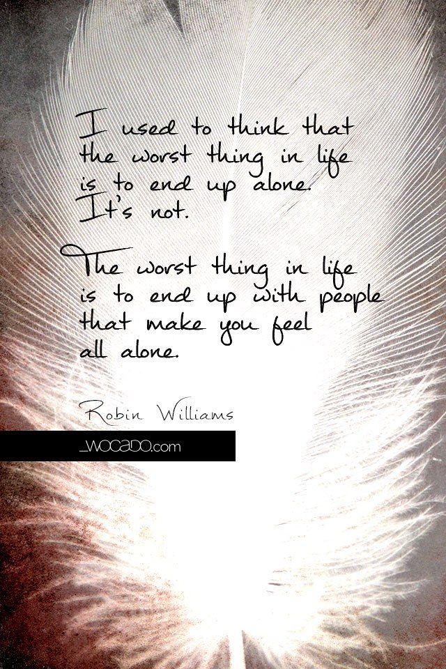 Feel robin williams lyrics