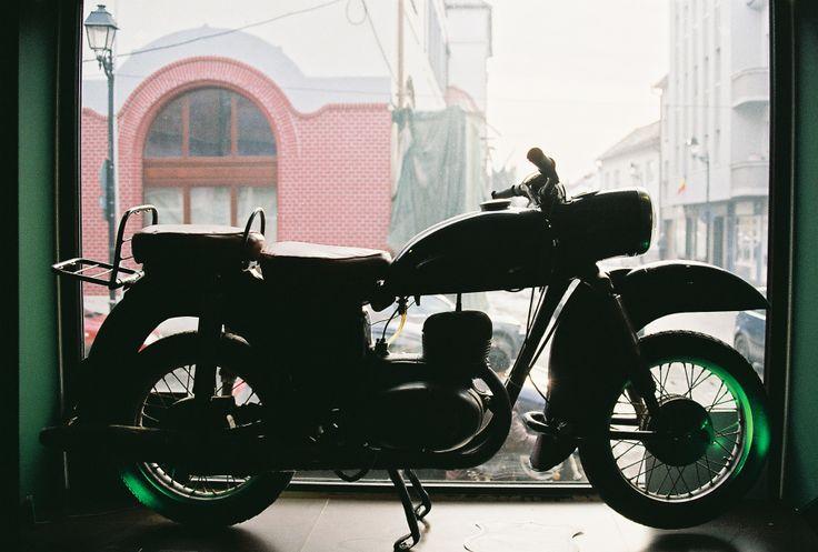 motor - film photography