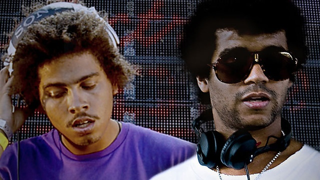 Jamie Jones and Seth Troxler sit in for Pete Tong on BBCR1