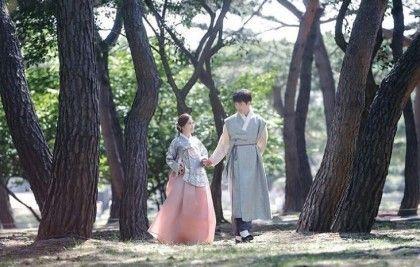한복린 한복스냅 이주연♡황선철 커플의 한복스냅 사진입니다.두 분의 자연스러운 한복사진을 보고 반가운 ...