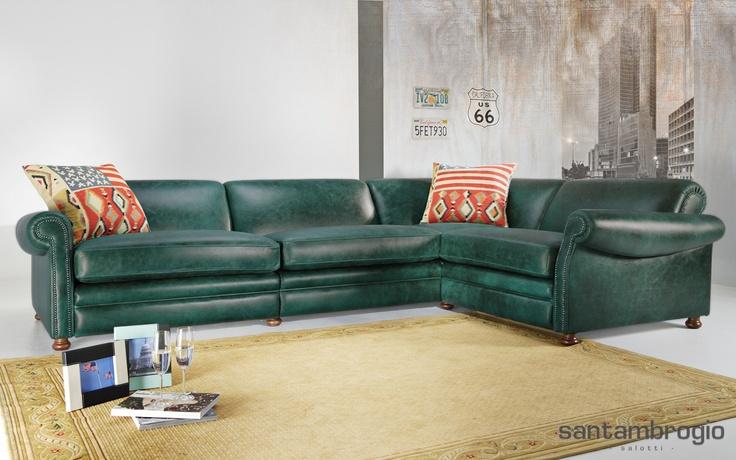 Oltre 25 fantastiche idee su arredamento divano verde su - Divano verde ikea ...