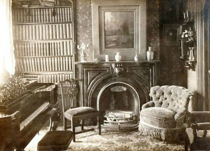 A Rare Look Inside Victorian Houses From The 1800s (13 Photos)
