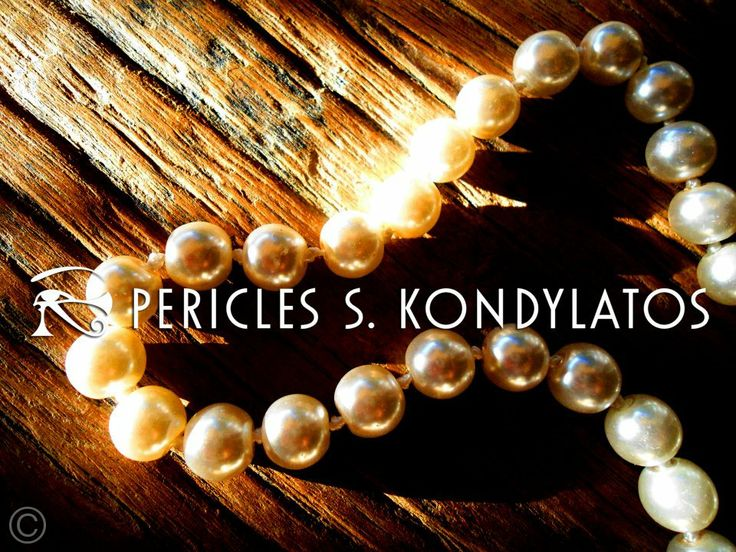 The Drowned Jewellery Collection by pericles Kondylatos