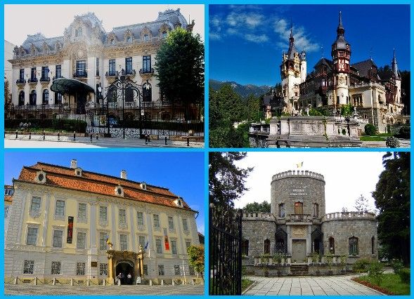 Concurs: câştigă un curs despre Palatele şi Castelele ştiute şi neştiute ale României!