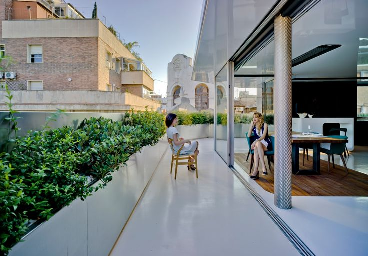 Ático Especular / Specular penthouse