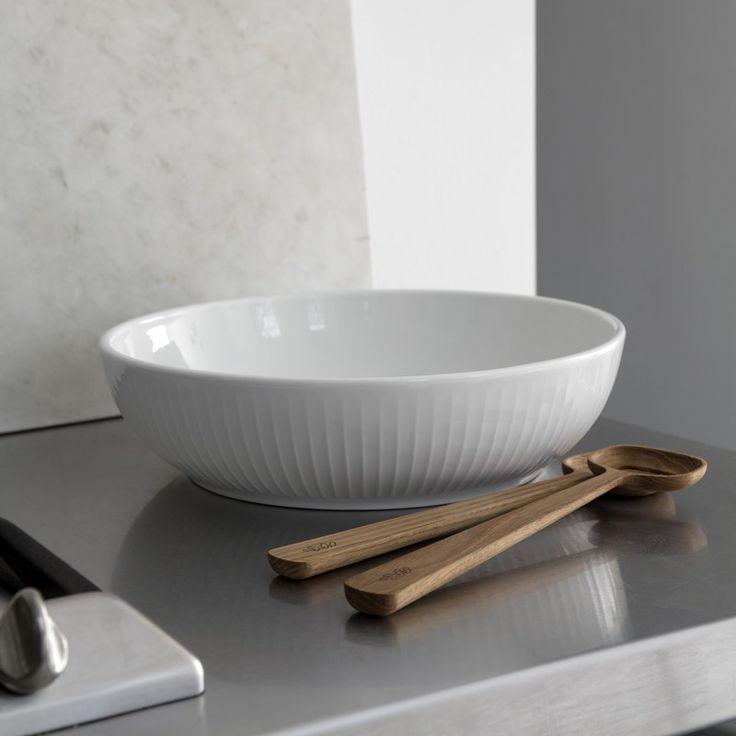Kähler Hammershøi salatbestik | Køb det her: dubuy.dk