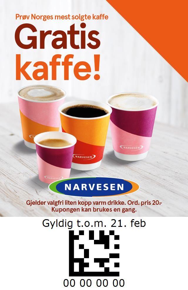 Narvesen - Norway