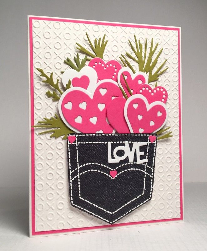 18554 best SU cards I like images on Pinterest | Heart cards ...