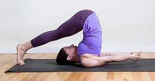 When your head is aching from sinus congestion and your nose is plugged up, going to yoga class is probably not the best option. Rather than completely neglecting your yoga practice, opt for a miniseq