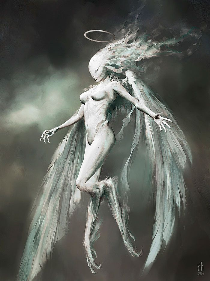 Virgo the virgin. I do like to fly. 12 Zodiac Signs Reborn As Terrifying Monsters By Damon Hellandbrand.