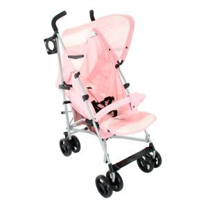 My Babiie Billie Faiers MB01 Stroller Pink Stripes