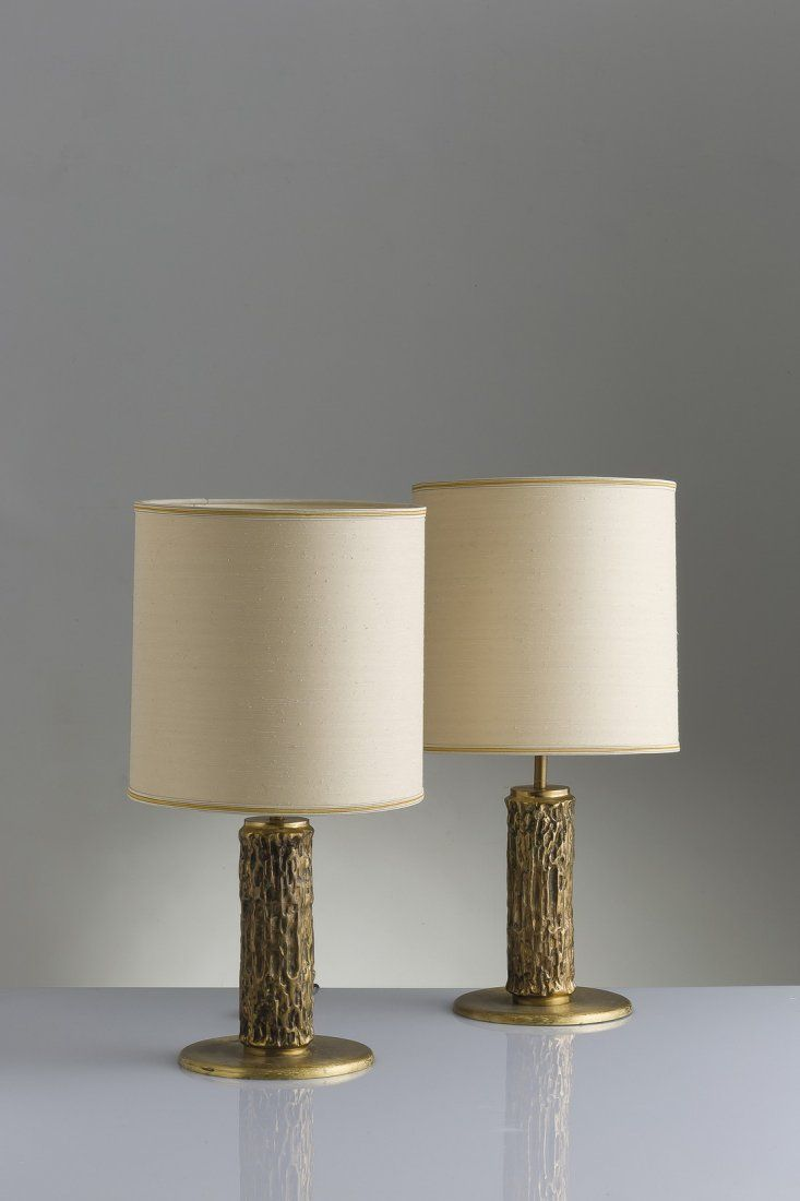 Pair of floor lamps produced by falkenbergs belysning ab in sweden at - Luciano Frigerio 2 Vintage Lighting Salem S Lottable Lamps