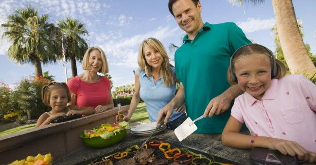 Perfect for the #Summer: How To Make A #Barbecue Pit In Your #Garden #family #home