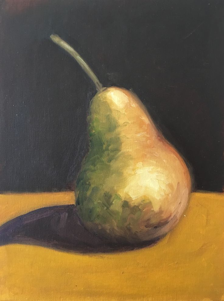 P #6-2. 9x12. Oil on Canvas. 2017