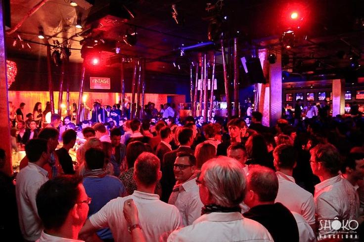 Sentez-vous comme à Ibiza au SHÔKO de Barcelona!