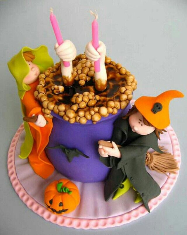 halloween cake - Halloween Decorations Cakes