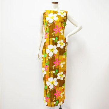 Fab.com | Flowers Maxi Dress by Kamehameha of Hawaii
