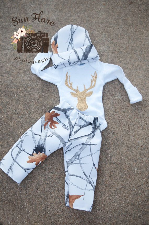 Baby boy coming home-Stag coming home by SunFlareBoutique on Etsy