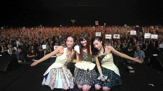 Concert des Kalafina en France à la Japan Expo! Un rêve qui se réalise, elles étaient magnifiques!