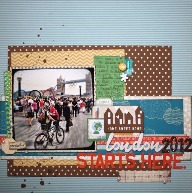 17 Best images about Sketch to Scrapbook page Shimelle on