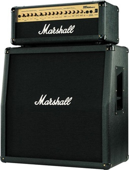 A Giant Marshall Stack.