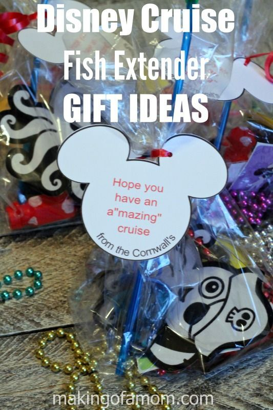 Disney cruise fish extender gift ideas disney gifts and for Disney fish extender