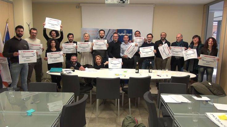 19/2/2016 - Innovation Camp Giovani Imprenditori e Donne Impresa Confartigianato