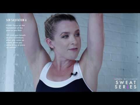 Sweat Series IX [6 Minute Power Yoga] – Chi Blog