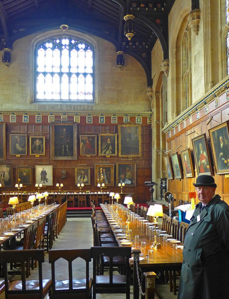 Constructed over 500 years ago, Christ Church College has served as inspiration for many of the world's most famous campuses—as well as the sets for the Harry Potter films