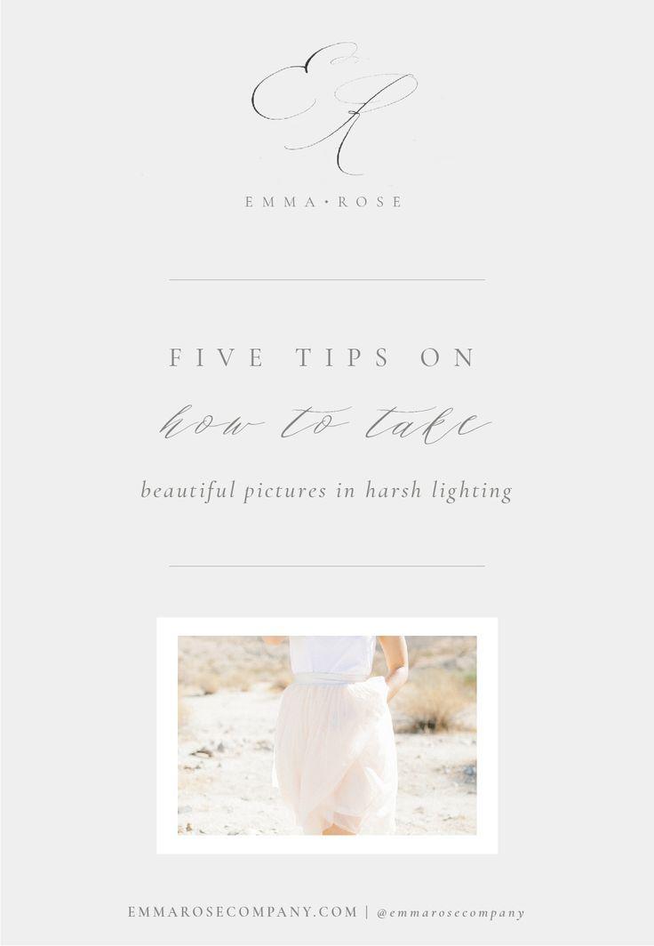 5 Tips on How to Take Beautiful Photos in Harsh Light | Tips for Photographers | Harsh Light_1.jpg