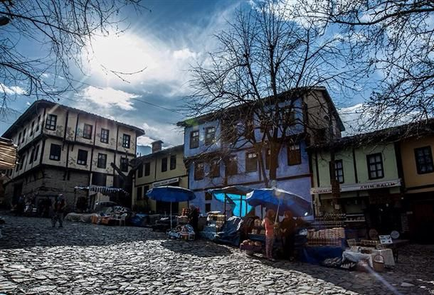 Bursa and Cumalıkızık joined the list on 2014.  Fifteen sites in Turkey now on UNESCO World Heritage List