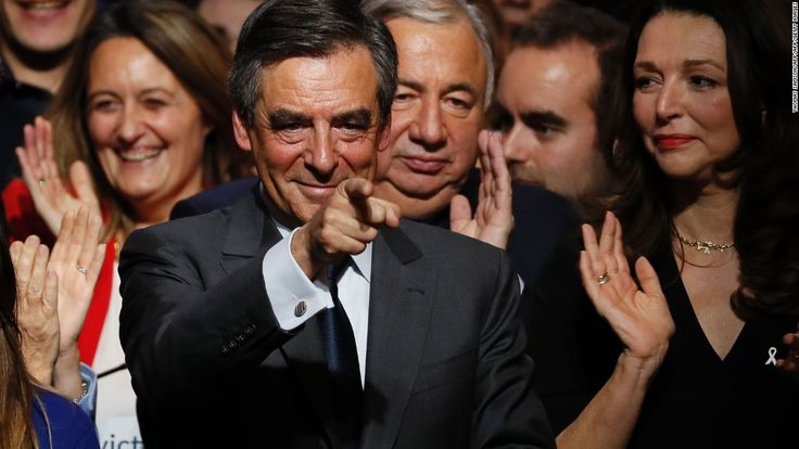 Fillon appears poised to win France's Republican primary #fillon #appears #poised #france #republican #primary