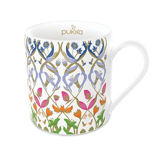 Pukka Herbal Collection krus. Smukkere bliver det næsten ikke.Limited edition. Fås så længe lager haves. Fremstillet af:Porcelæn