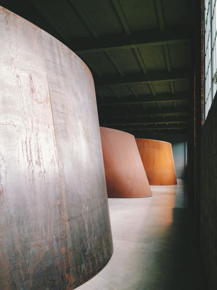 mattcrucius:  Richard Serra Dia Beacon