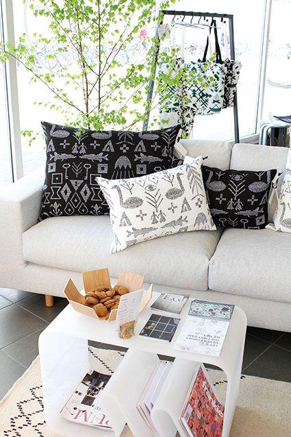 Saana ja Olli & Bedesign pop-up store 2014