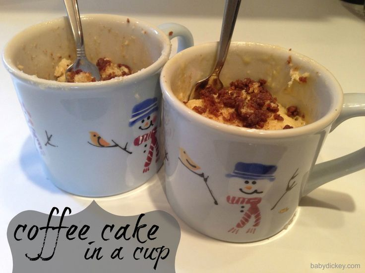 Coffee Cake In A Mug Recipes: Make It In A MUG!: 10+ Handpicked Ideas To Discover In
