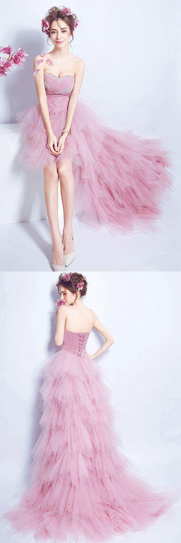 Mejores 360 imágenes de Prom Dresses 2018 en Pinterest   Vestidos de ...