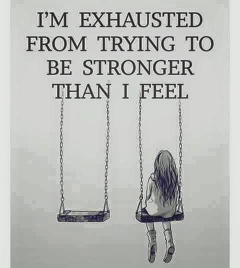 (1) The Worst Part About Being Strong…being isolated…beingoverlooked ‹ Reader — WordPress.com