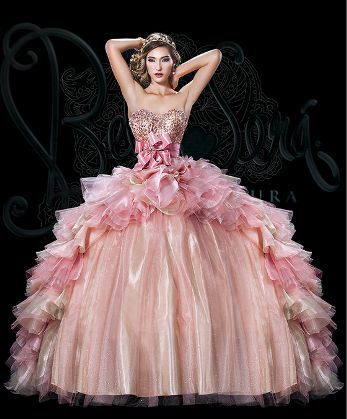 Is pink your fav color? This two-toned Quince dress is a must! http://www.quinceanera.com/dresses/two-toned-quince-dresses-two-thumbs/?utm_source=pinterest&utm_medium=article&utm_campaign=011215-two-toned-quince-dresses-two-thumbs