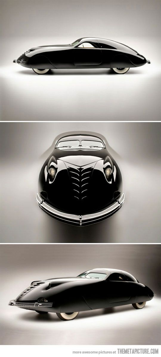 Cool Stuff We Like Here @ http://CoolPile.com ------- << Original Comment >> ------- The 1938 Phantom Corsair