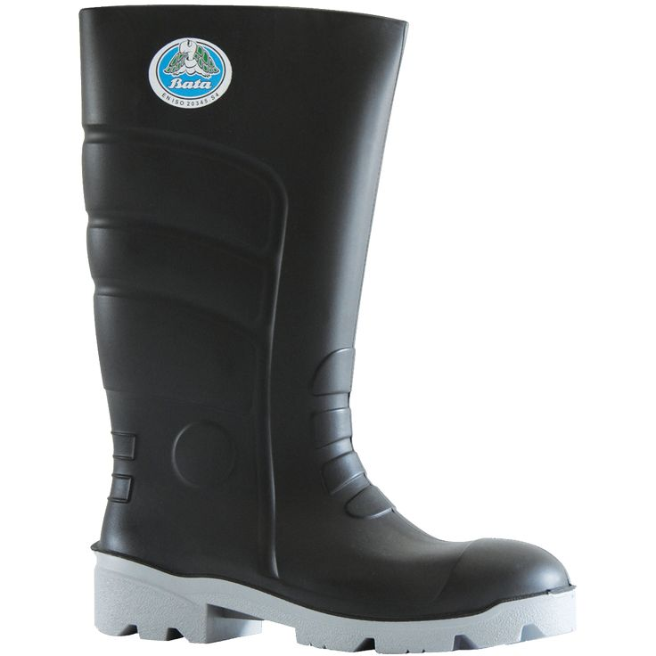 Worklite - Black/Grey Safety Shoe