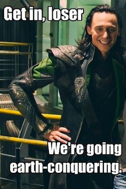 GIve Loki his own movie - I approve of this article. Loki, Tom Hiddleston