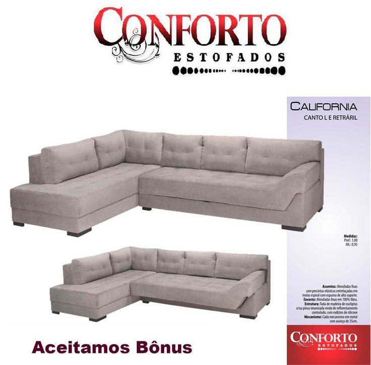 Estofado Sob Medida (46) 9909-9030 confortoestofados@live.com