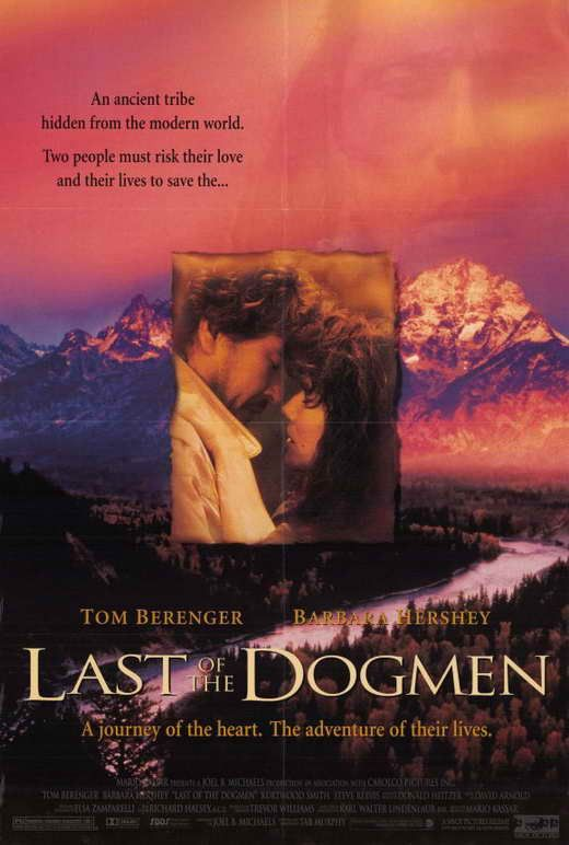 Last Of The Dogmen (1995) - Tom Berenger DVD