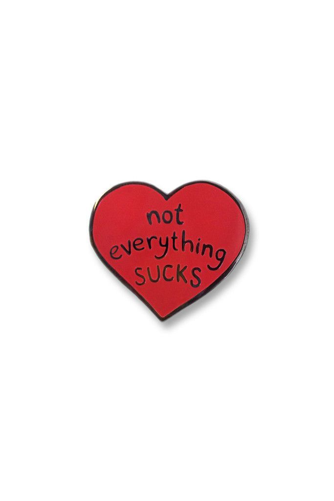 not everything...